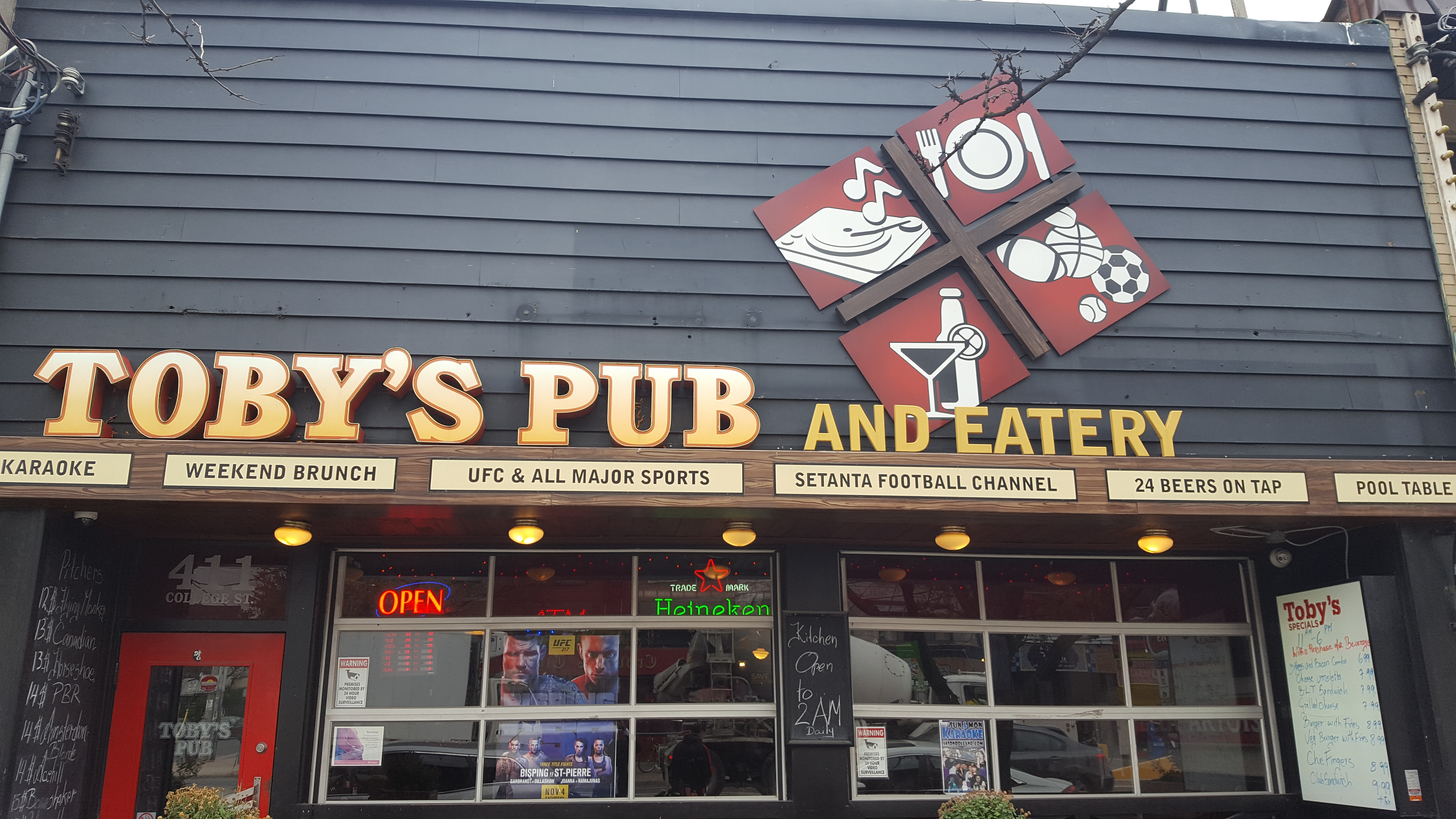 Toby's Pub & Eatery