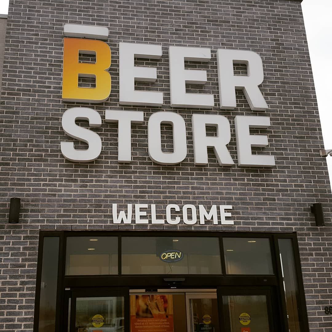 4510 Beer Store  Kingston NW Walmart